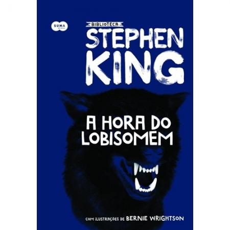 HORA DO LOBISOMEM, A - COLECAO BIBLIOTECA STEPHEN KING