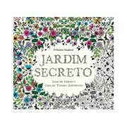JARDIM SECRETO - LIVRO DE COLORIR E CAÇA AO TESOURO ANTIESTRESSE - JOHANNA BASFORD