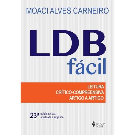 LDB FACIL - LEITURA CRITICO-COMPREENSIVA ARTIGO A ARTIGO