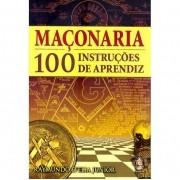 MACONARIA - 100 INSTRUCOES DE APRENDIZ