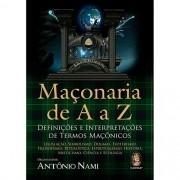 MACONARIA DE A A Z