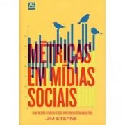 METRICAS EM MIDIAS SOCIAIS