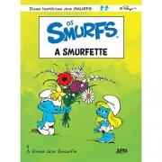 SMURFS, OS - A SMURFETTE E A FOME DOS SMURFSM - SERIE QUADRINHOS