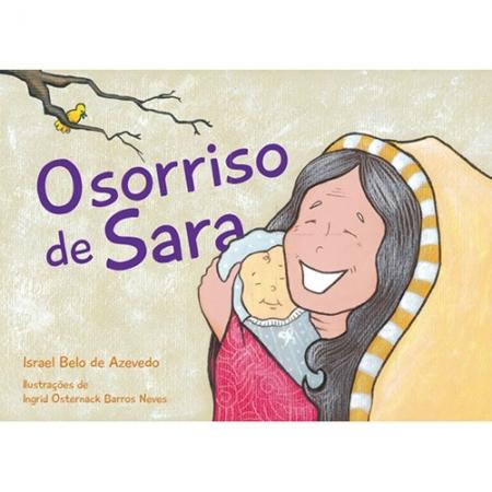 SORRISO DE SARA, O - SERIE ERA UMA VEZ NA BIBLIA