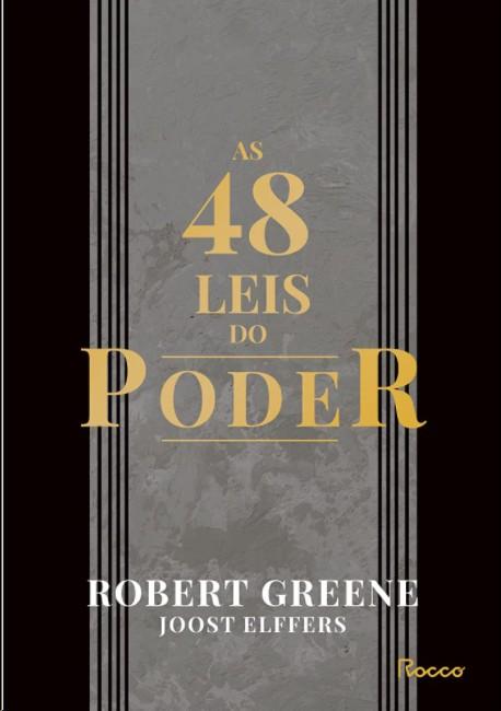 48 LEIS DO PODER, AS - CAPA DURA