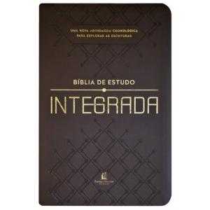 BIBLIA DE ESTUDO INTEGRADA (CAPA FLEXIVEL)