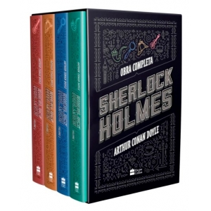 BOX - SHERLOCK HOLMES - 4 VOLS.