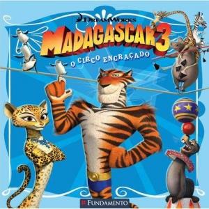 MADAGASCAR 3 - O CIRCO ENGRACADO
