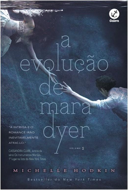A EVOLUÇÃO DE MARA DYER (VOL. 2)
