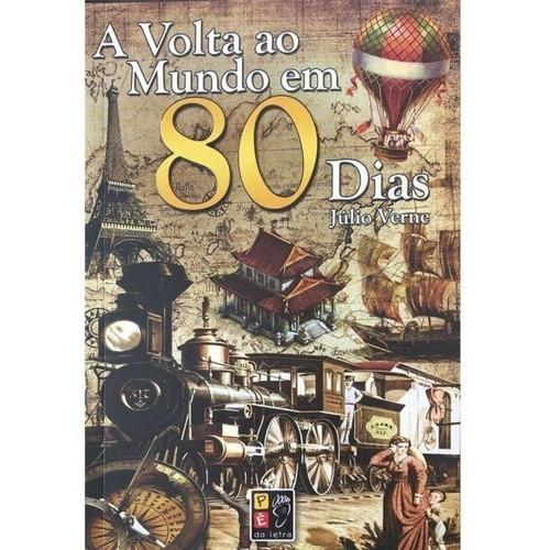 A VOLTA AO MUNDO EM 80 DIAS - JULIO VERNE