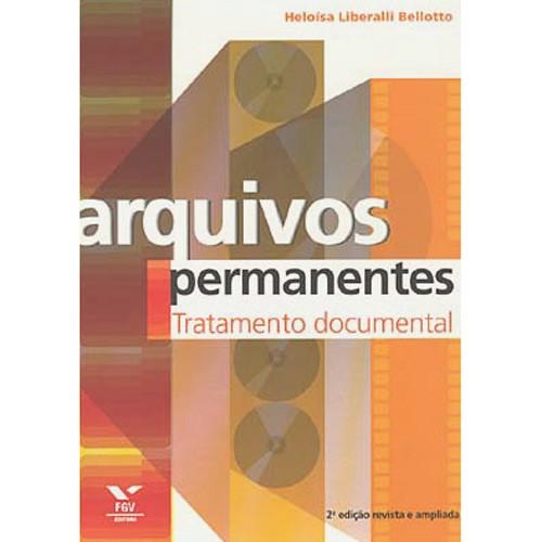 ARQUIVOS PERMANENTES - TRATAMENTO DOCUMENTAL