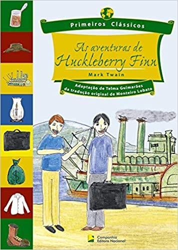 AVENTURAS DE HUCKLEBERRY FINN, AS - COL. PRIMEIROS CLASSICOS