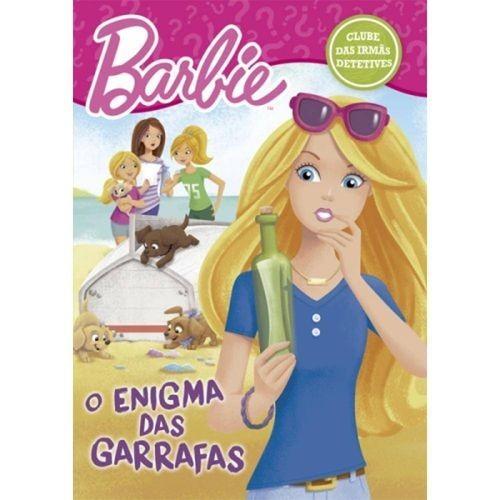 BARBIE - O ENIGMA DAS GARRAFAS