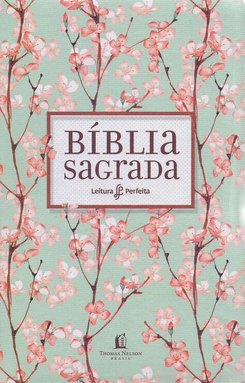 BIBLIA NVI LEITURA PERFEITA - CAPA CEREJEIRA