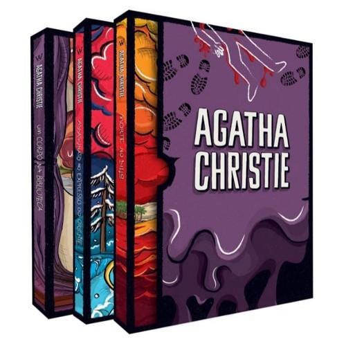 BOX 1 - AGATHA CHRISTIE - 3 VOLS.