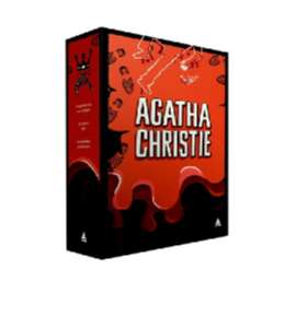 BOX 3 COLECAO AGATHA CHRISTIE