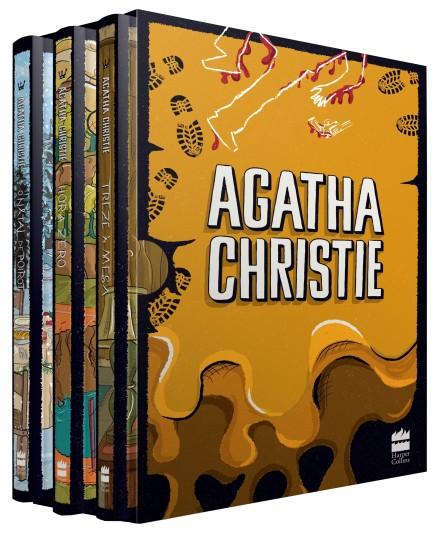 BOX 6 - AGATHA CHRISTIE - 3 VOLS.