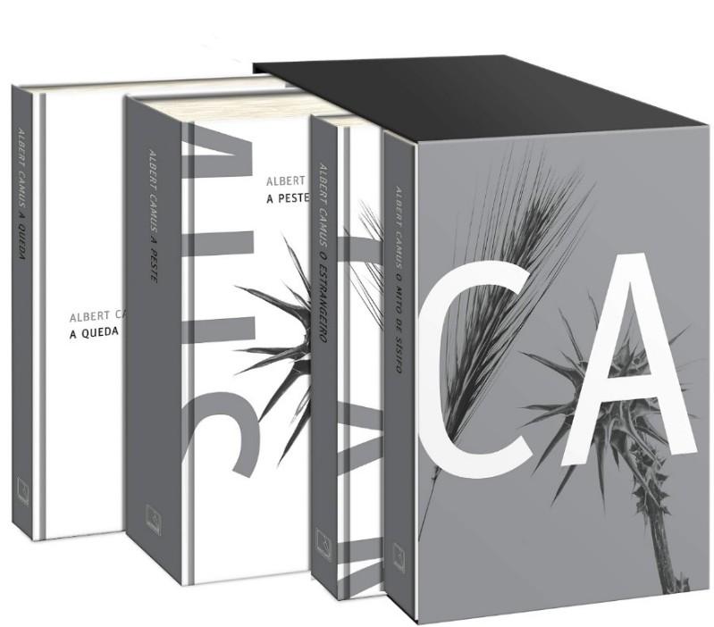 BOX - ALBERT CAMUS - EDICAO DE COLECIONADOR