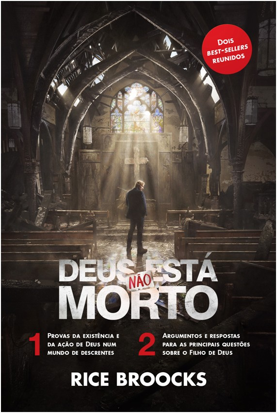 BOX - DEUS NAO ESTA MORTO