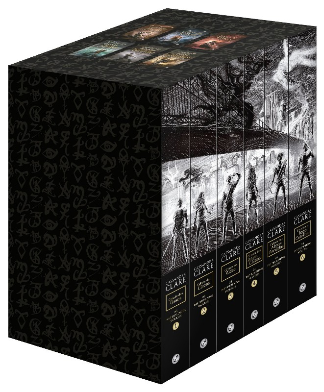 BOX INSTRUMENTOS MORTAIS (EDICAO ESPECIAL)