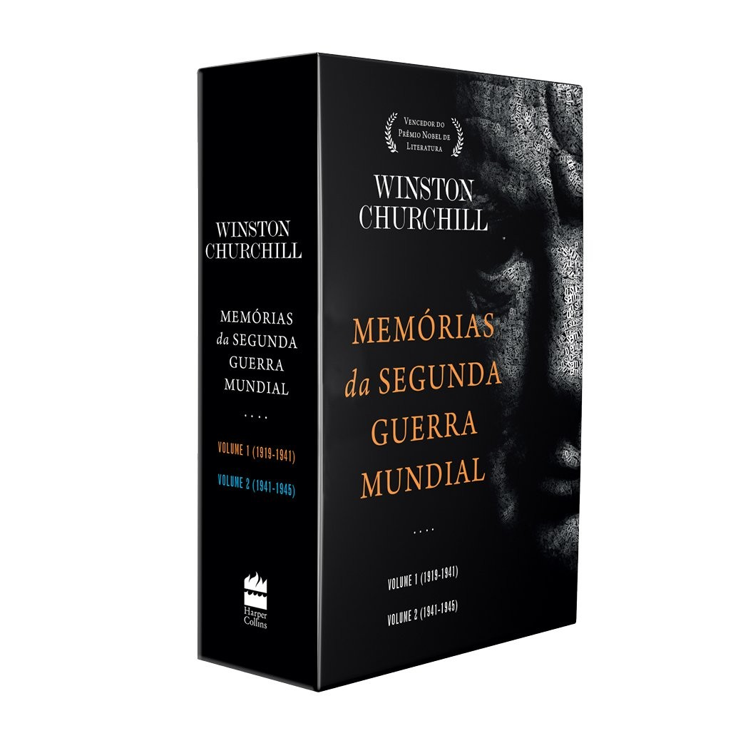 BOX MEMORIAS DA SEGUNDA GUERRA MUNDIAL - 2 VOLS.