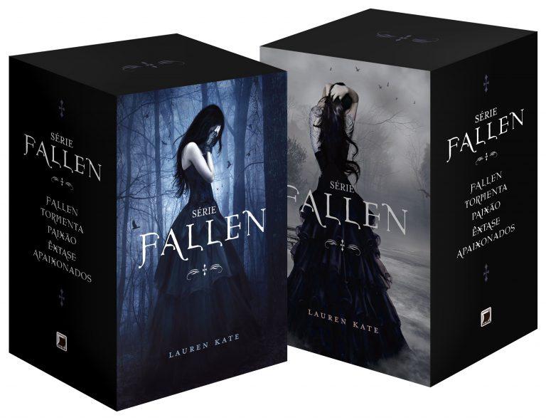 BOX SERIE FALLEN- 5 VOLUMES