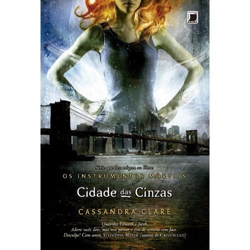 CIDADE DAS CINZAS - VOL.2