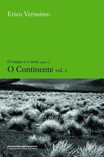 CONTINENTE, O - VOL 1 - COL.ERICO VERISSIMO