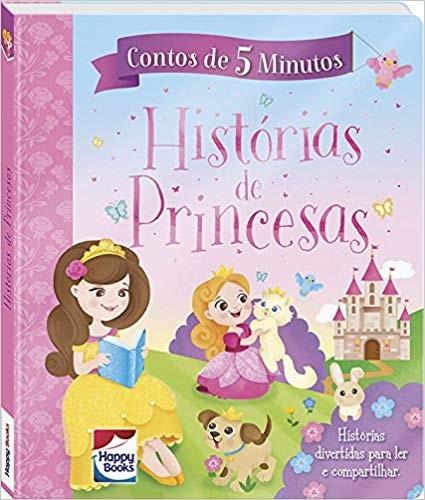 CONTOS DE 5 MINUTOS. HISTORIAS DE PRINCESAS