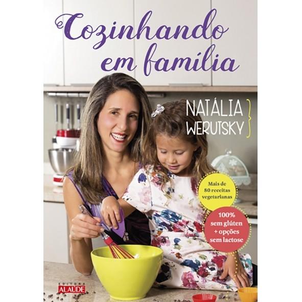 COZINHANDO EM FAMILIA