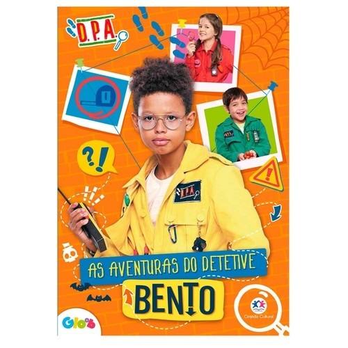 DETETIVES DO PREDIO AZUL - AS AVENTURAS DO DETETIVE BENTO