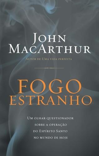 FOGO ESTRANHO - UM OLHAR QUESTIONADOR SOBRE A OPERACAO DO ESPIRITO SANTO NO