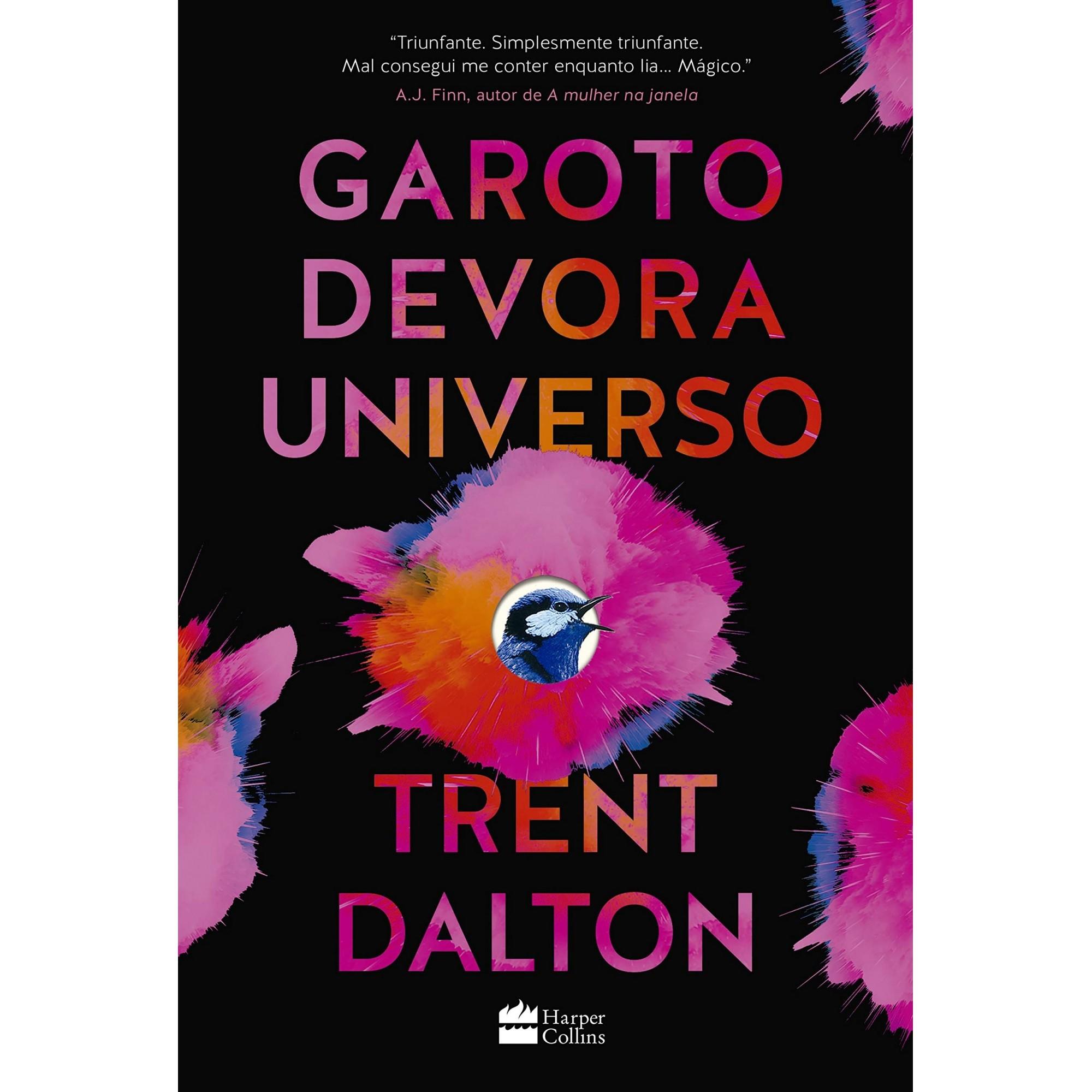 GAROTO DEVORA UNIVERSO