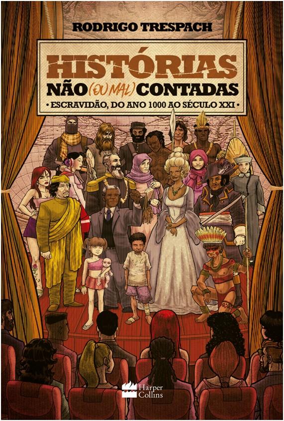 HISTORIAS NAO (OU MAL) CONTADAS: ESCRAVIDAO, DO ANO MIL AO SECULO XXI
