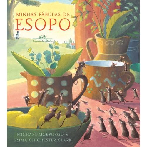 MINHAS FABULAS DE ESOPO