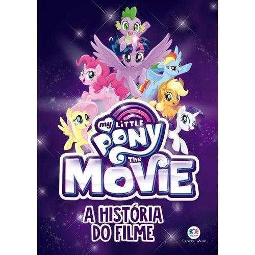 MY LITTLE PONY MOVIE - A HISTORIA DO FILME