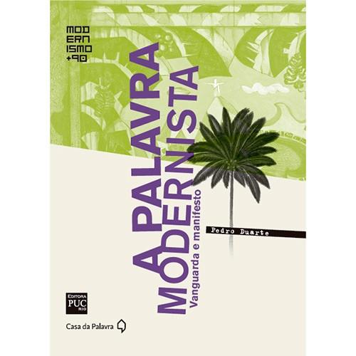 PALAVRA MODERNISTA, A
