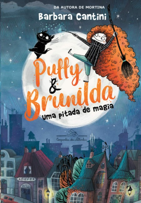 PUFFY E BRUNILDA: UMA PITADA DE MAGIA