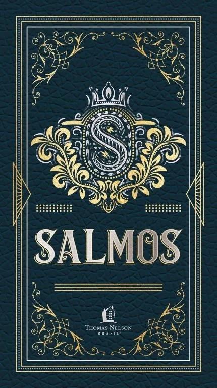 SALMOS - CAPA AZUL PETROLEO
