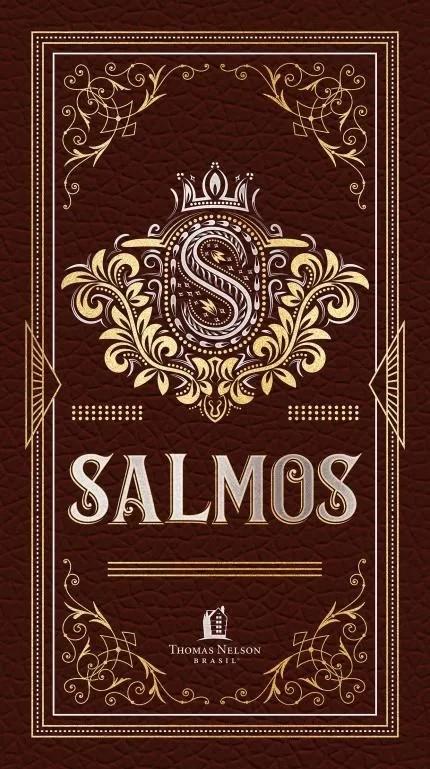 SALMOS - GIFT - CAPA BORDO