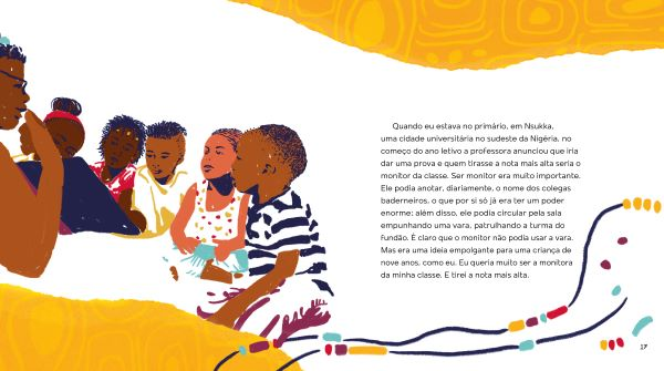 SEJAMOS TODOS FEMINISTAS - EDICAO INFANTOJUVENIL ILUSTRADA