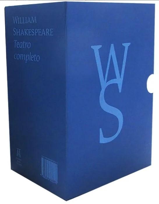 SHAKESPEARE - TEATRO COMPLETO