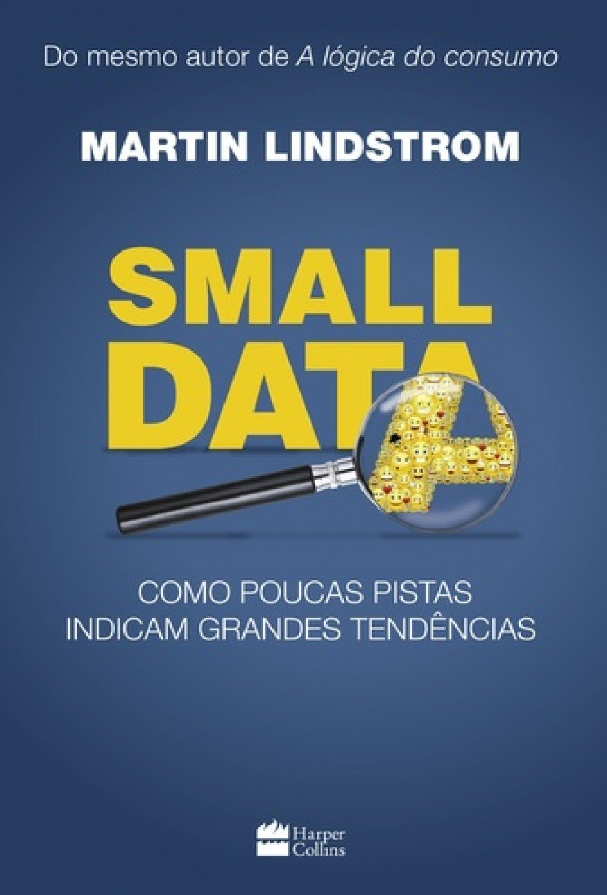 SMALL DATA - COMO POUCAS PISTAS INDICAM GRANDES TENDENCIAS