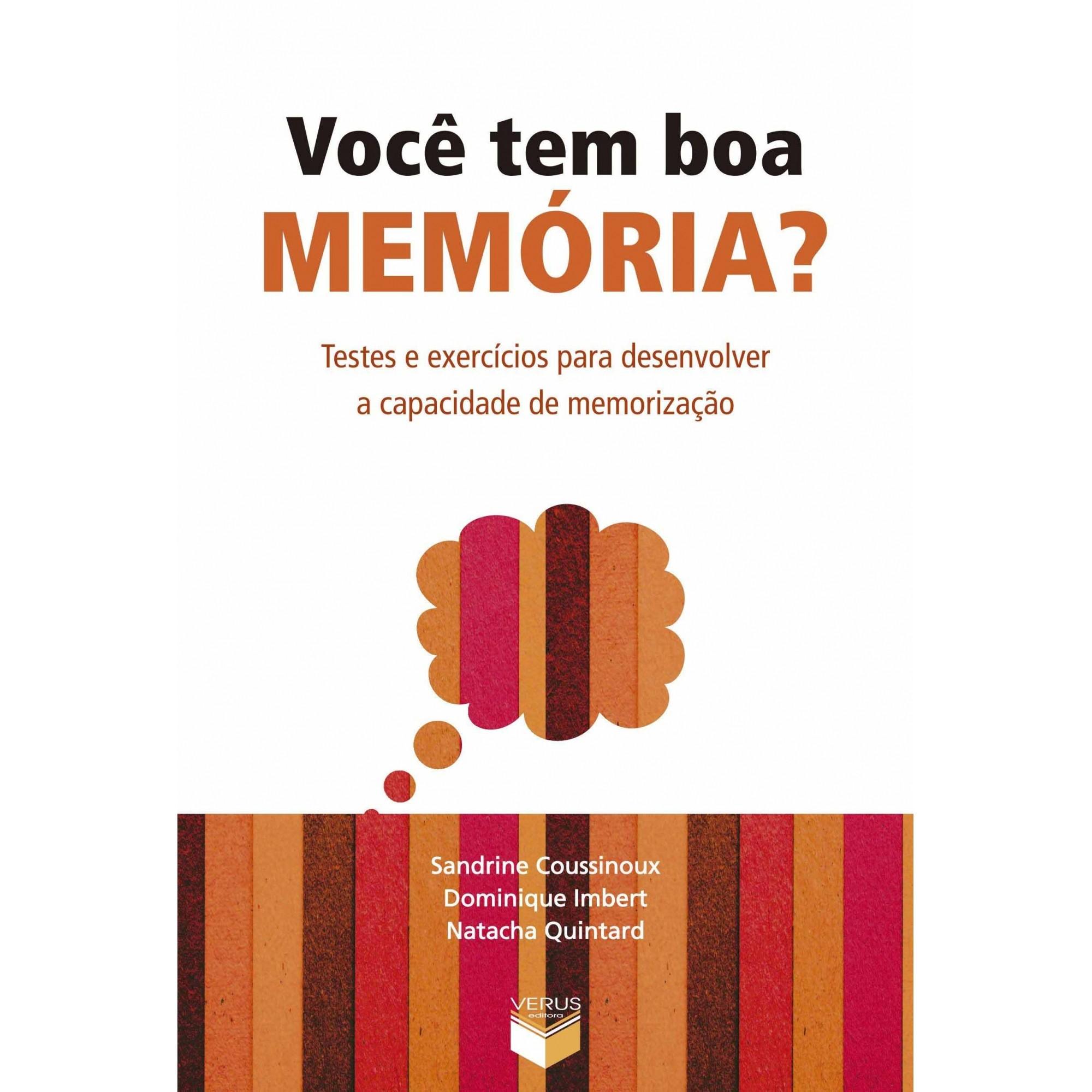 VOCÊ TEM BOA MEMÓRIA?