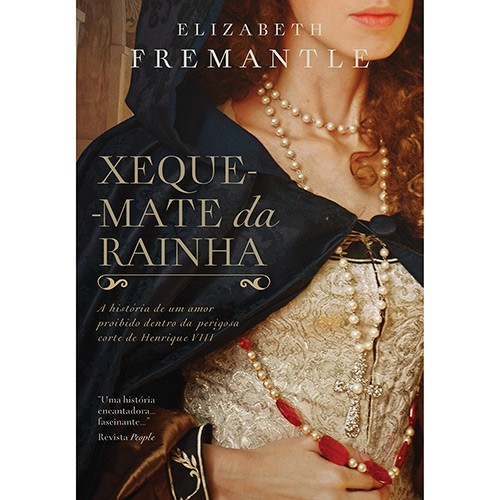 XEQUE-MATE DA RAINHA - A HISTORIA DE UM AMOR PROIBIDO DENTRO DA PERIGOSA CO