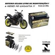 Bateria De Moto Mt 07 2018 Em Diante Mod. Orig