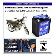 Bateria Seta 125 E 150 Ate 2009 Mod Original (fa6d-6ah)_fab