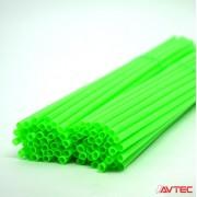 Capa De Raio Verde Neon