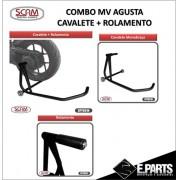 Cavalete Monobraço Rolamento Mv Agusta Scam