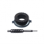 Engrenagem Veloc. Kit(c/pinhao & Motriz) Ww3 Bros 125 150 Ks